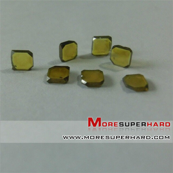 Popular Single crystal synthetic diamond plate