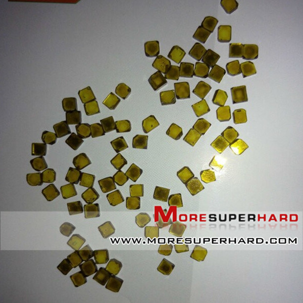 single crystal synthetic diamond plate